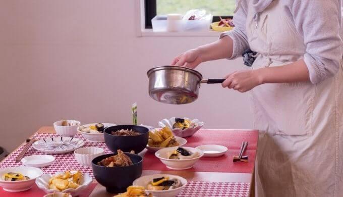 料理中の様子5